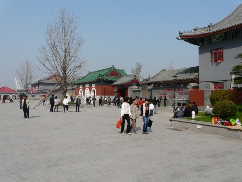 Monasterio de Dabeiyuan en Tianjin