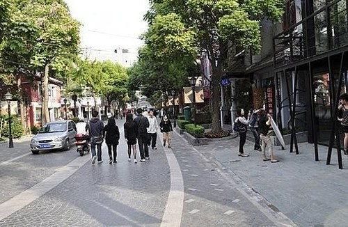 Duolun, la calle cultural de Shangai