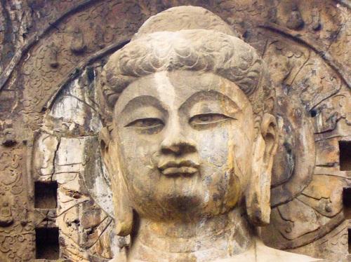 Vairocana Buda en Fengxian