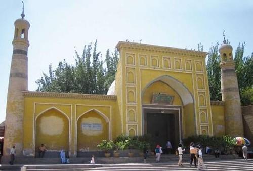 Descubrir la Gran Mezquita de Kashgar