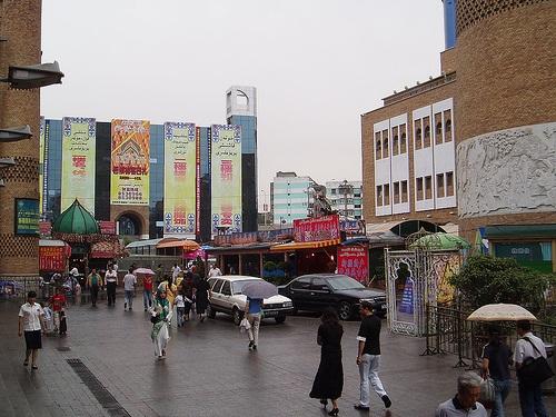 Gran Bazar Xinjiang