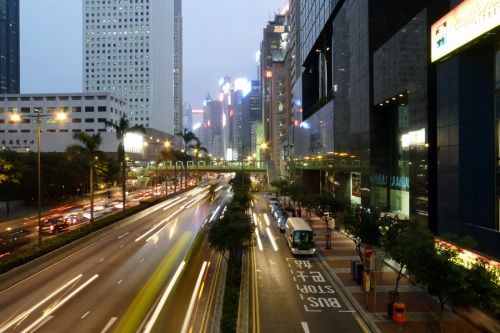 Turismo en Hong Kong