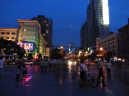 Itinerario en Lanzhou