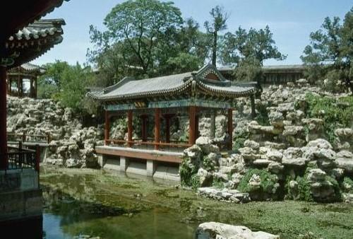 Una visita a los jardines de Sun Yat-sen, en Beijing