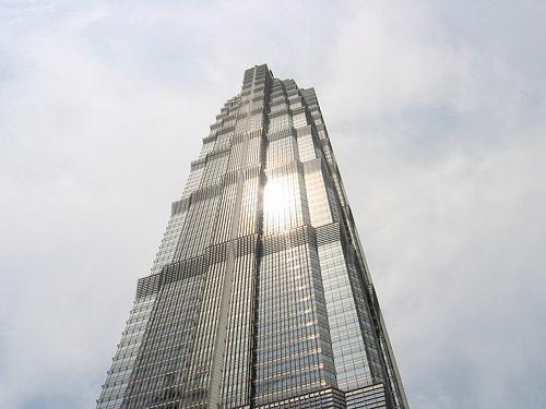 Torre Jinmao en Shanghai