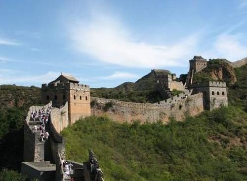 Jinshangling: otra forma de conocer la Gran Muralla