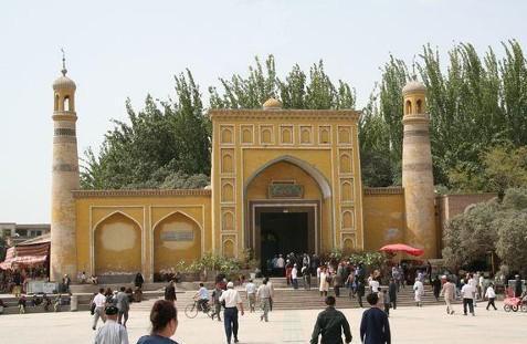 Kashgar: los ecos de la Ruta de la Seda