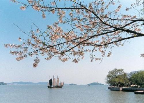 Lago Tai Hu