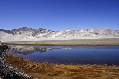 Lago Karakuli, el más hermoso de Xinjiang