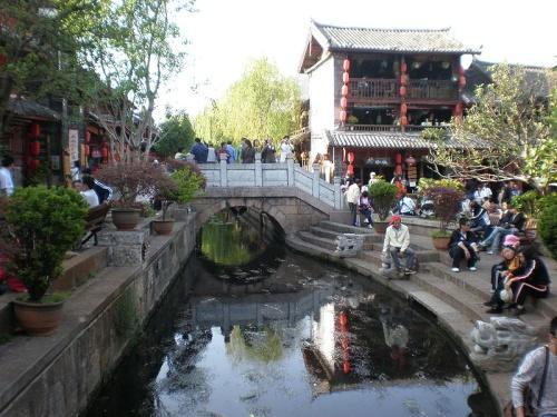 Ciudad antigua de Lijiang