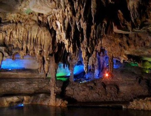 Las cuevas de Lingqi: atracción geológica