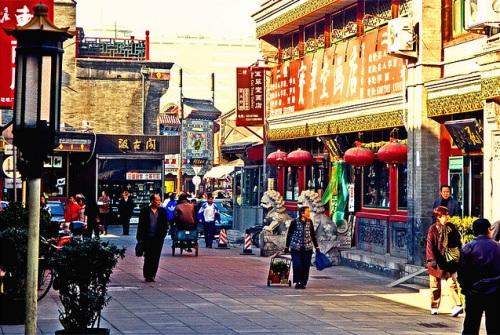 Sitios para visitar en la Calle Cultural Liulichang