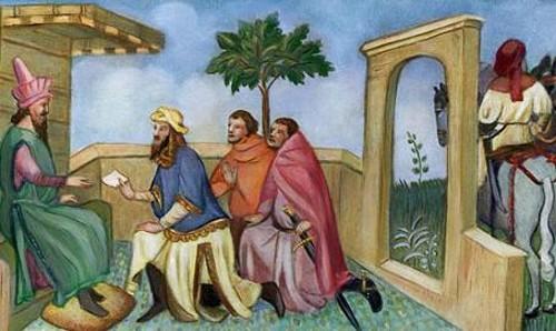 Resultado de imagen de El padre y el tío de Marco Polo