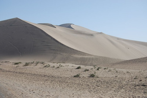 Montaña del eco de la arena o Mingsha Shan