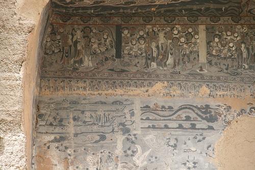 Murales de las Grutas de Mogao