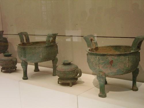 El Museo de Henan: de la prehistoria a la China imperial