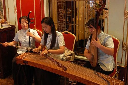 Musica Tradicional China