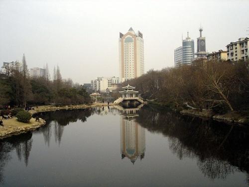 Area de Yinhe en Hefei