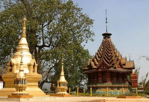 Pagoda Octogonal de Menghai