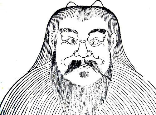 Pangu: el Adán de China