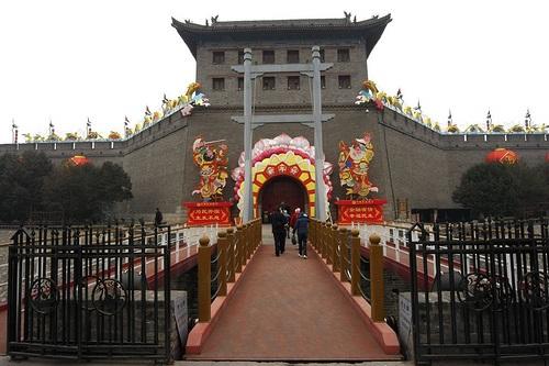 Puerta de las Murallas de Xian