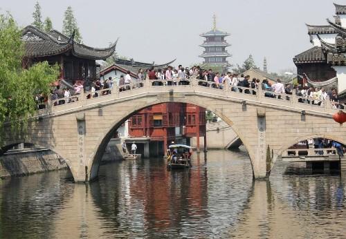 Qibao, en Shangai
