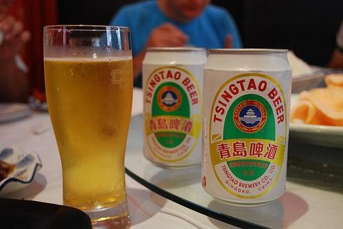 Sitios para disfrutar de la cerveza de Qingdao