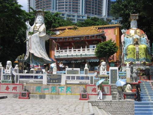 Reina del Cielo y el Dios de la Misericordia en Hong Kong