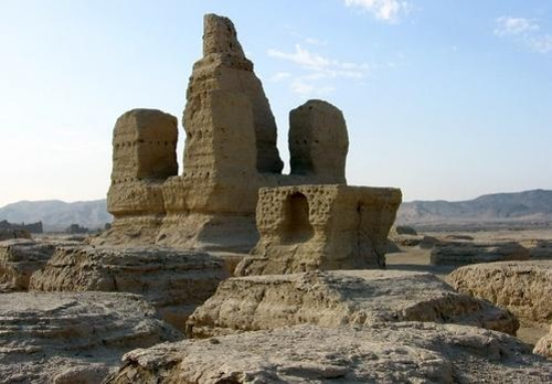 Ruinas de Jiaohe Turfan