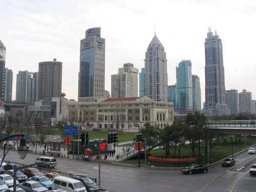 Salon de Conciertos de Shanghai
