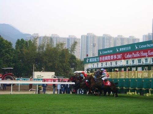 Hipodromo de Sha Tin