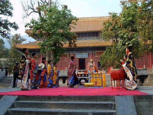 Monumentos de Dengfeng, Patrimonio Mundial