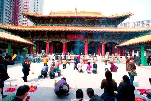 Templo Sik Sik Yuen Wong Tai Sin