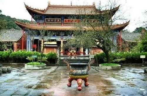 Templo de los Bambues