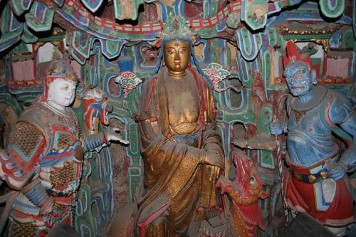 Templo Colgante
