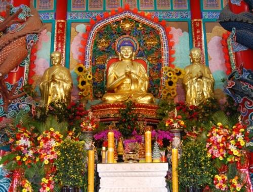 Templo Dorado en Kunming