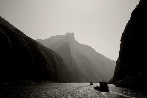 Crucero por la Garganta Qutang