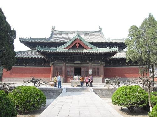 Templo Longxing en Zhengding