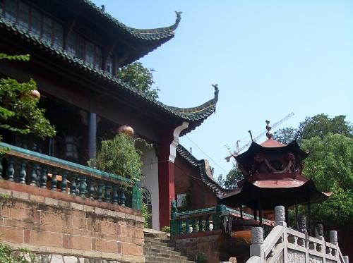 Construcciones de Wuchang