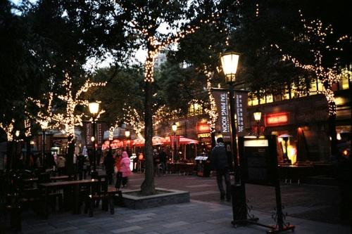 Xintiandi en Shanghai