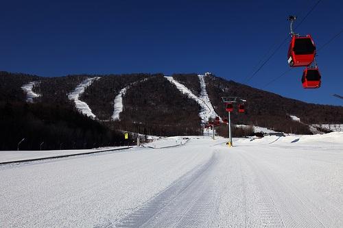 Resort de esqui Yabuli