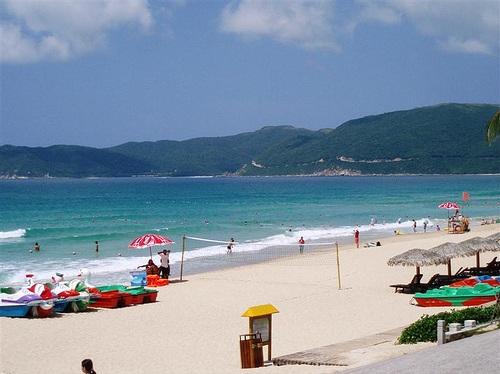 Bahia Yalong en Hainan