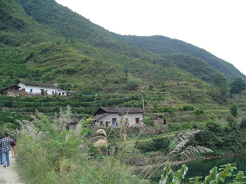 Paisajes de Yichang
