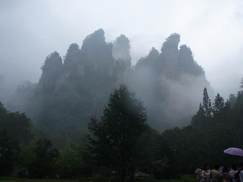 Parque Nacional Boscoso de Zhangjiajie