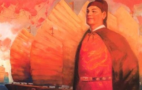 Zheng He: ¿el precursor de Colón?