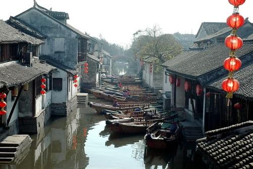 Vista de Zhouzhang